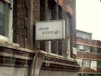 I am not alone in London.