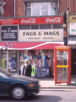 The best ever name for a newsagent.