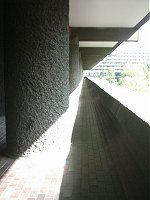 Some pillars in the Barbican