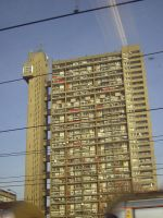 The famous Trellick Tower.